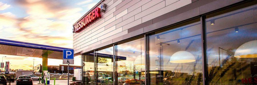 Sieć fast food Hesburger
