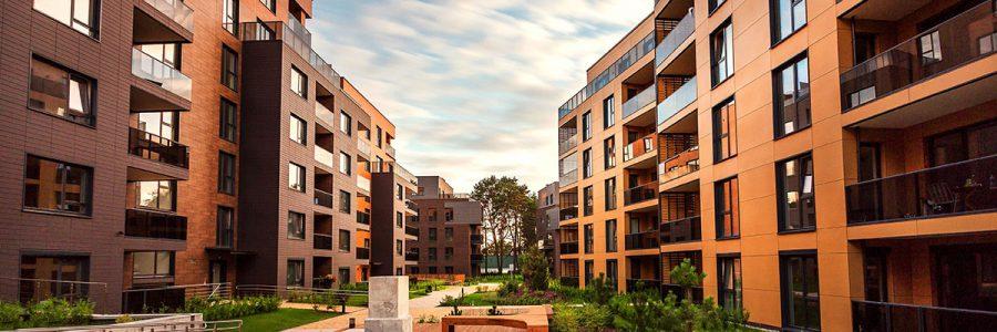 Kompleks Mieszkaniowy w Wilnie